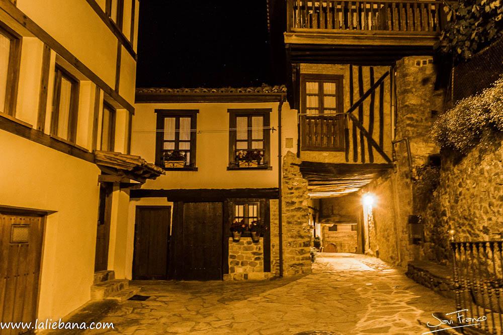 Barrio de la Solana en Potes